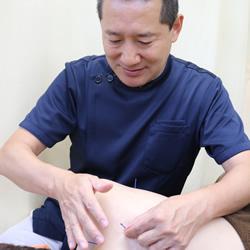 施術(骨盤の調整、軟骨の再生など):イメージ